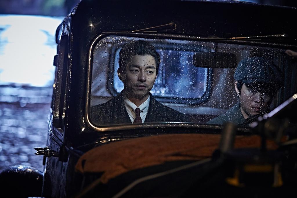 型男孔劉再上演火車「廝殺」 新戲《密探》諜戰無間