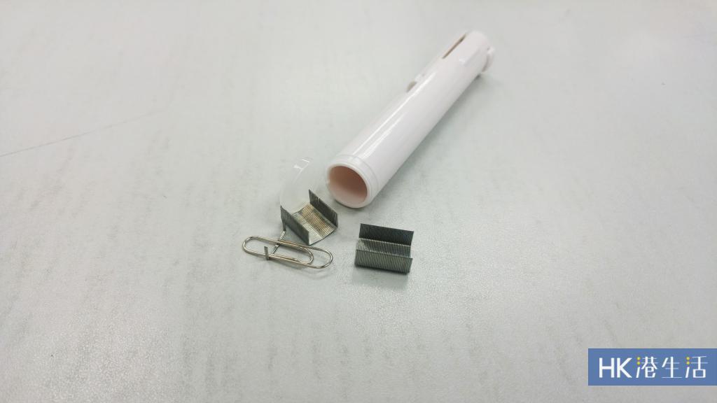 攜帶方便!日本Sun-Star筆型釘書機