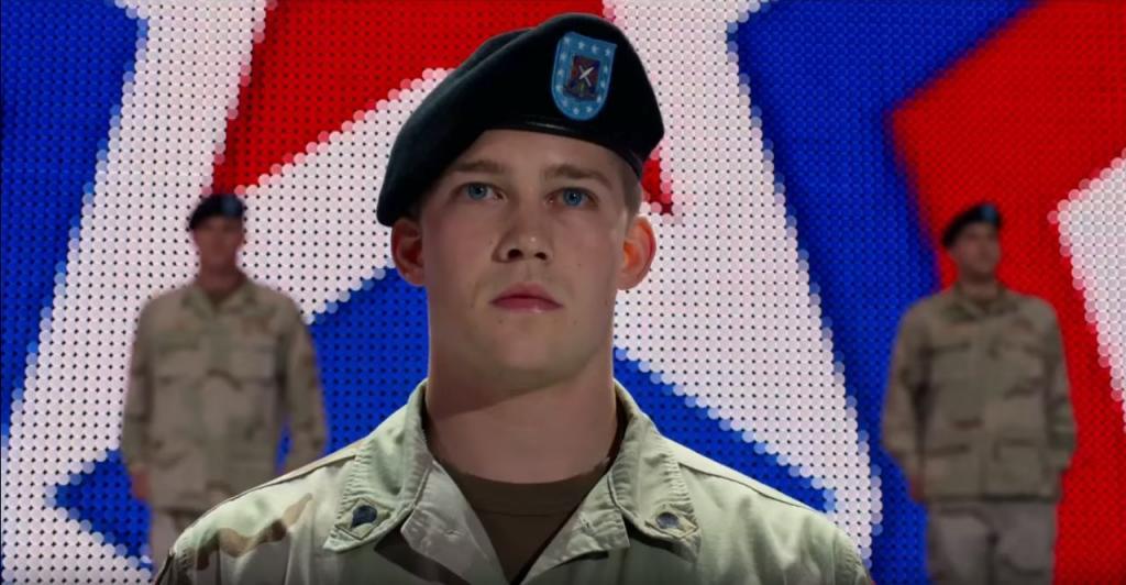 李安問鼎奧斯卡新作 《比利.林恩的中場戰事》本周上映
