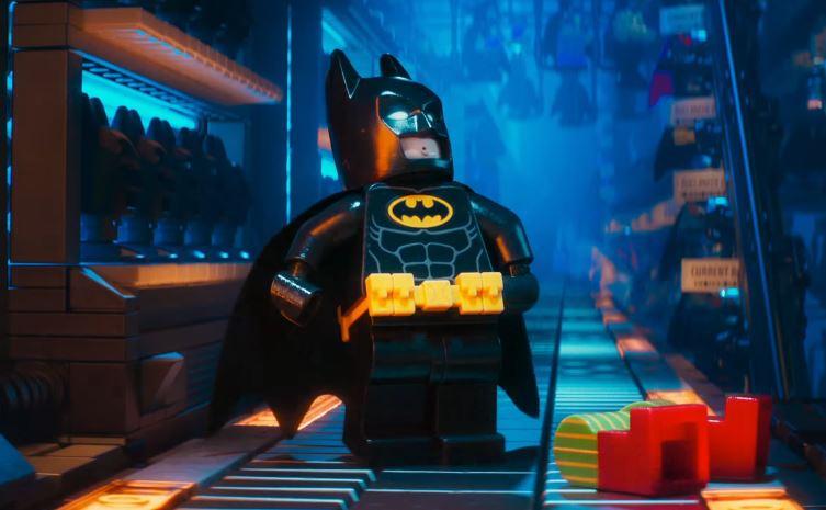 笑住打壞蛋!《LEGO蝙蝠俠英雄傳》明年上映