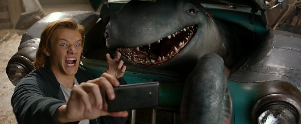 怪物戰隊反轉小鎮 《魔獸戰車》農曆新年上映