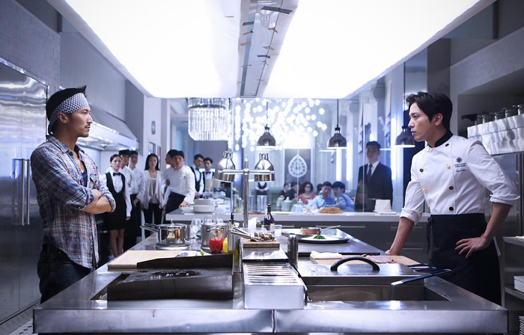 「12道鋒味」搬上銀幕!謝霆鋒《決戰食神》新年上映