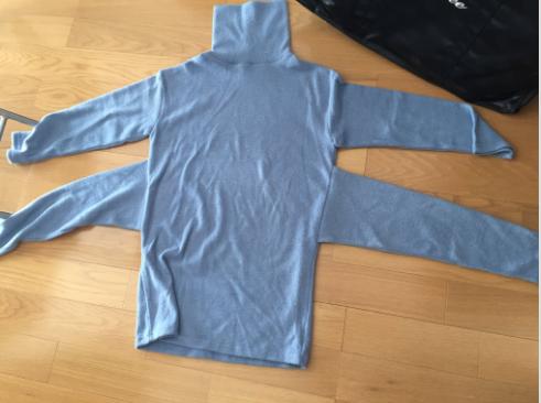 日本人打發福袋發現四袖衫 原來是這樣穿的!