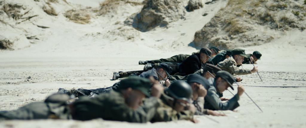 戰爭中盡現人性善與惡  《十個拆彈的少年》一月中上映
