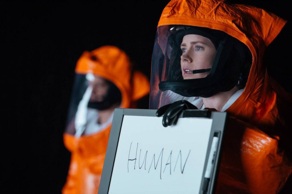 艾美阿當絲夥拍「鷹眼」謝洛美維納 2017科幻第一擊《天煞異降》