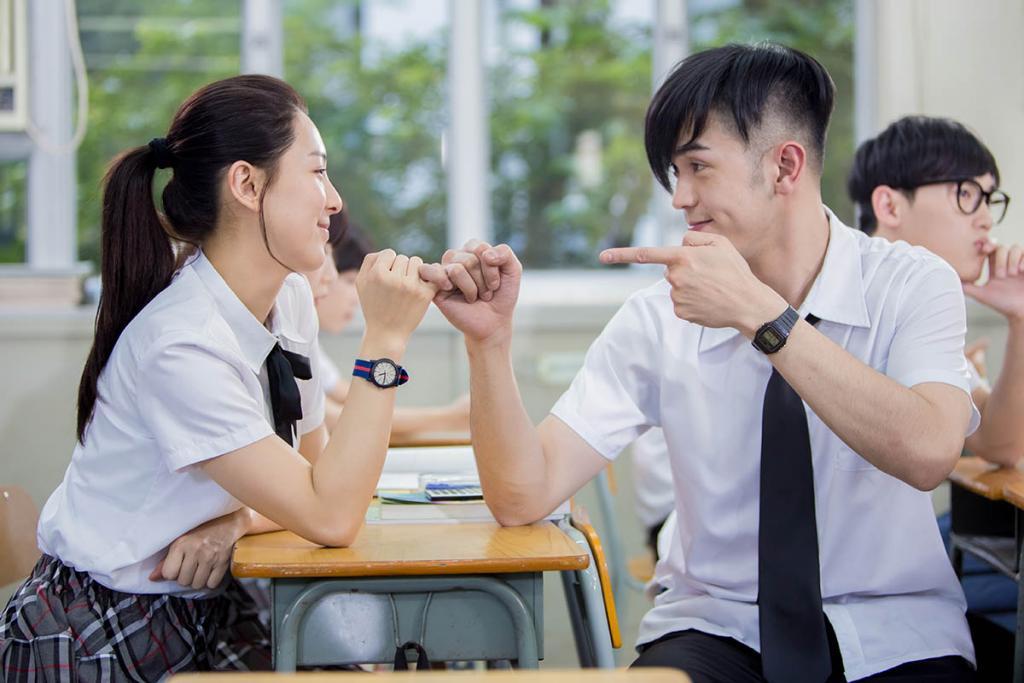 港版《少女時代》!《初戀日記:賤男蜜擾》3月上映