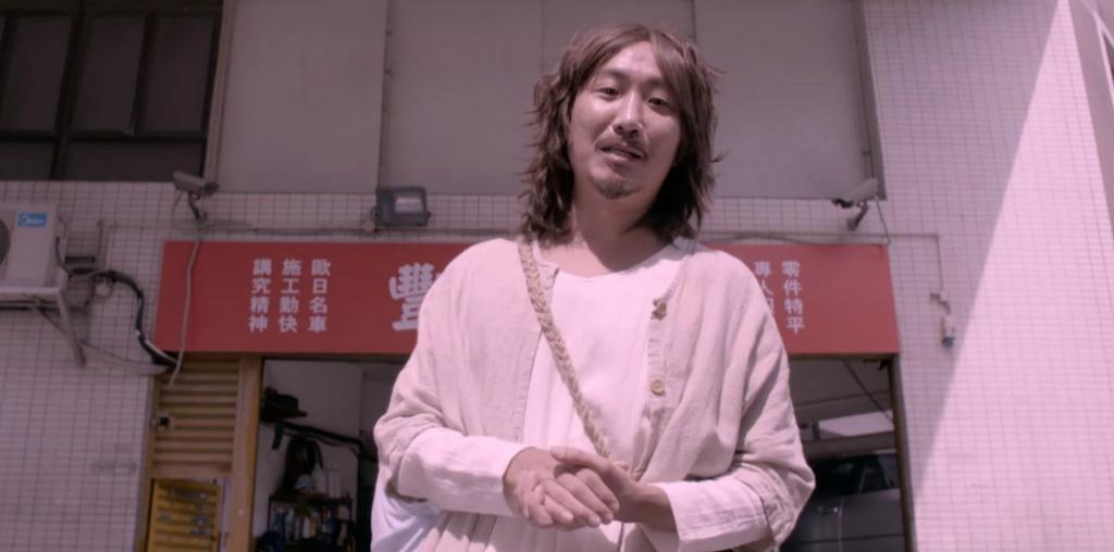 「暴龍哥」扮耶穌!群星客串ViuTV實況節目《碌卡大導》