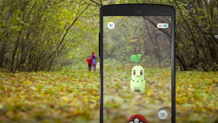最期待嘅畫面出現了!Pokemon GO將加入第二代小精靈