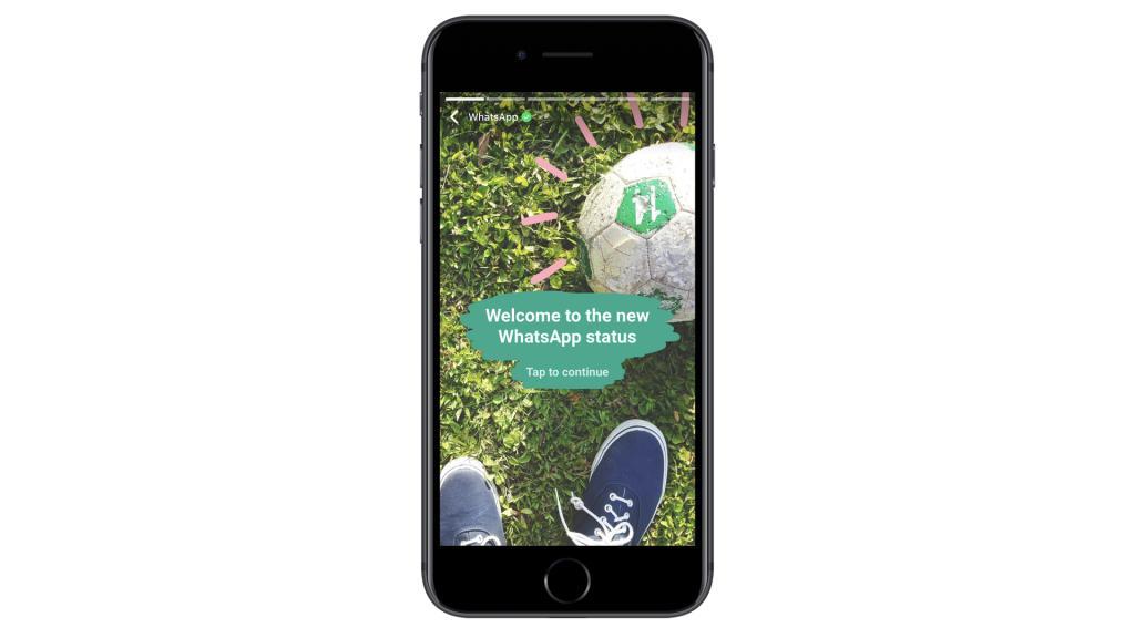 WhatsApp新增動態功能!用家有得玩限時Stories