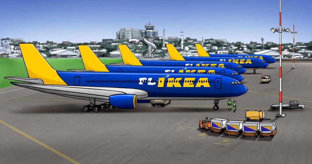 IKEA踩過界!宣佈2019年推出廉航 開辦首班瑞典澳洲直航