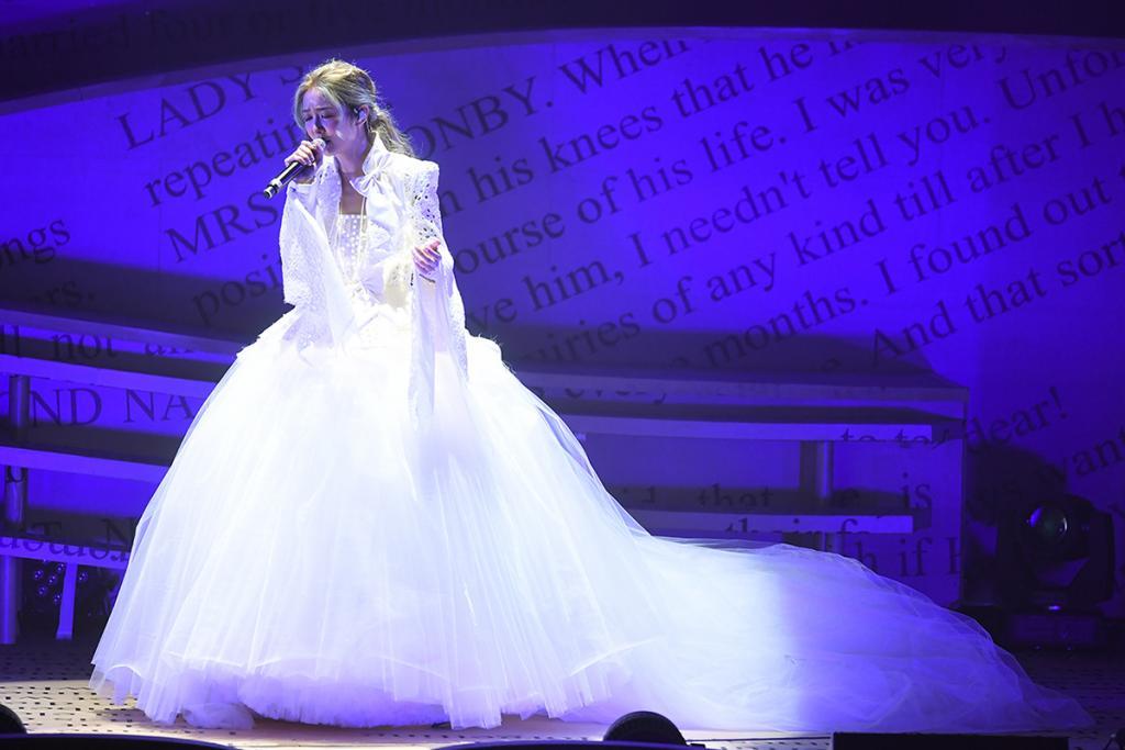 薛凱琪舉行個唱!首場歌單率先睇