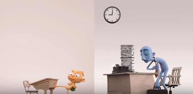 長大後你對生命的熱度減退了多少?西班牙感動短片《Alike》提醒勿忘初衷