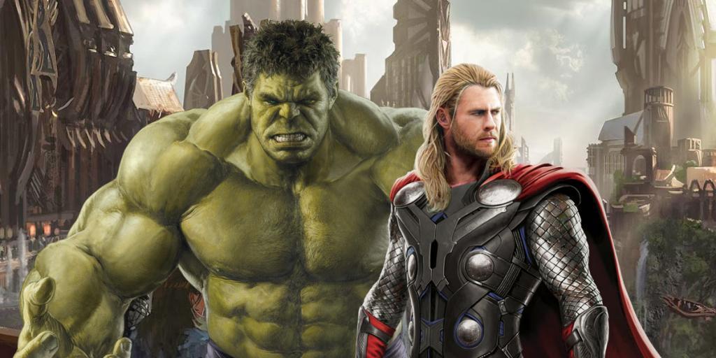 短髮Thor力鬥洛基、Hulk!《雷神奇俠3:神域末日》
