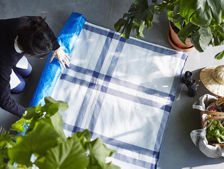 3種進階版用途!IKEA官方教你玩盡藍色袋