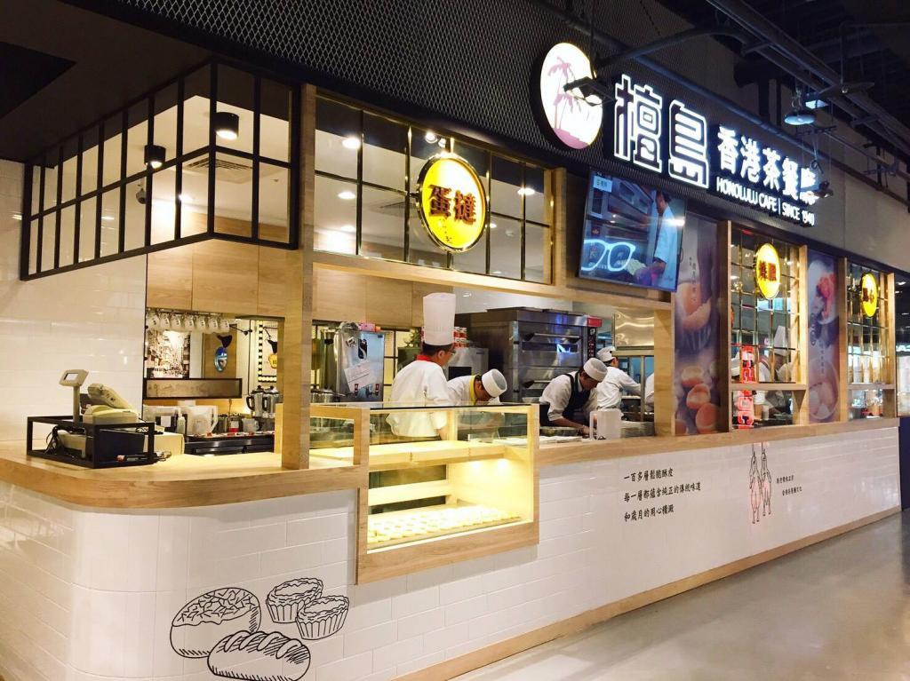 衝出香港開分店!港式茶餐廳檀島帶蛋撻登台