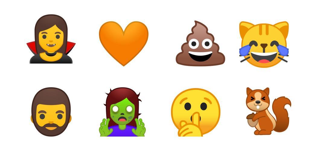 Google玩改造  Andriod Emoji全部變圓形