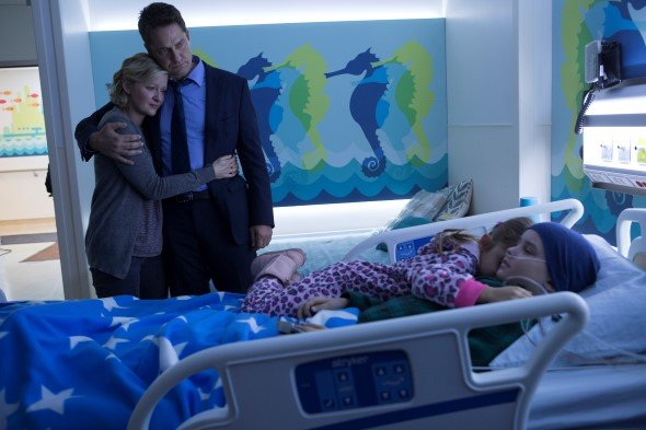謝拉畢拿感動新戲《爸不得回家》工作狂變顧家慈父照顧血癌兒子