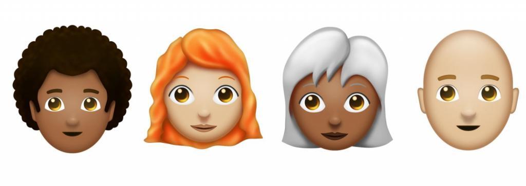 預告明年再推新Emoji髮型 紅髮艾德、一拳超人都啱用