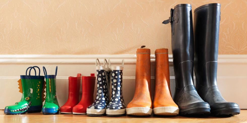 着鞋入屋嚴重影響健康!你應該要求客人除鞋入屋的3個原因
