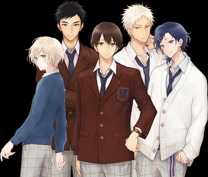 Sanrio推出花美男組合「Sanrio男子」動畫  預告2018播出