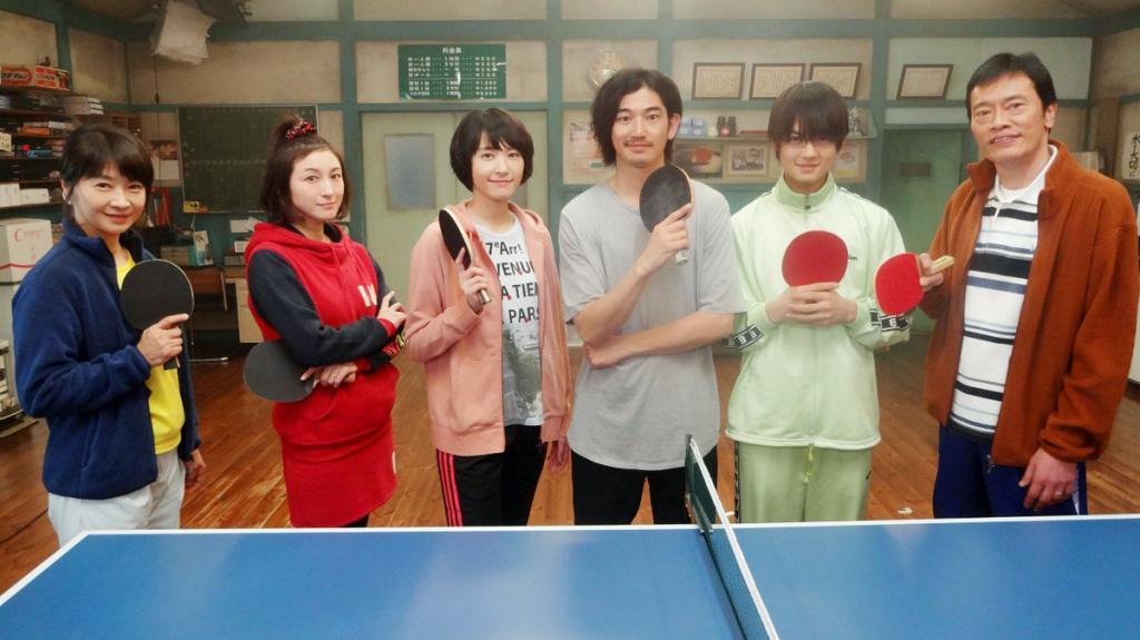香港11月上映 新垣結衣x瑛太乒乓球電影《乒乓情人夢》