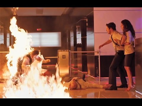 《辦公室大狂殺》80人殺剩1個!老闆同事困獸鬥血腥互殺