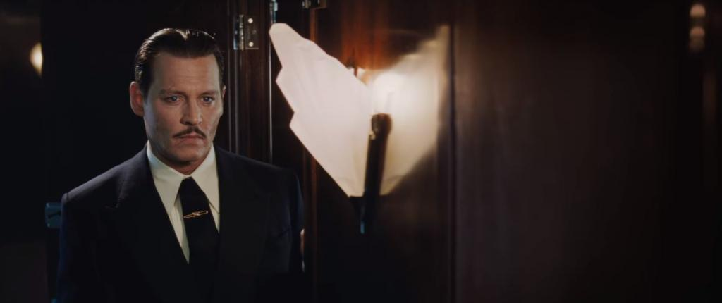 尊尼特普、米雪菲花重演經典推理故事《東方快車謀殺案》預告公開