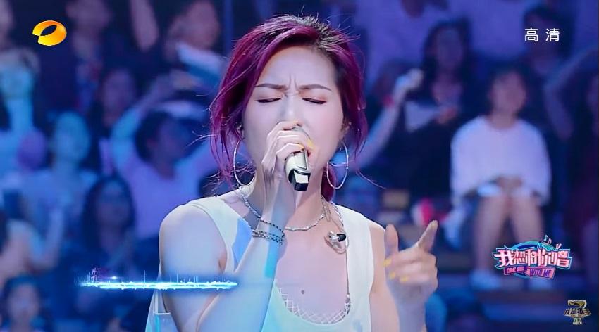 楊千嬅上中國節目唱廣東歌!重溫15年前經典《可惜我是水瓶座》