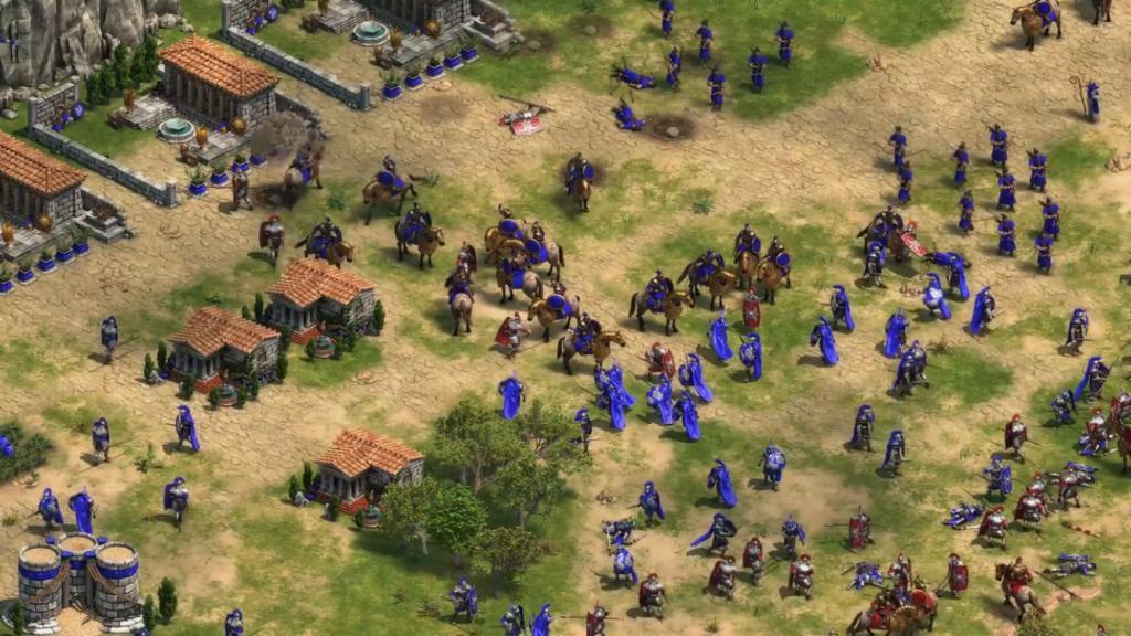 《 Age of Empires》推4K復刻版  今年有得玩