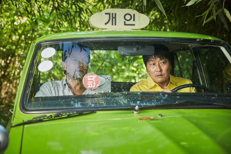 《逆權司機》韓國平民英雄揭光州事件血淚真相
