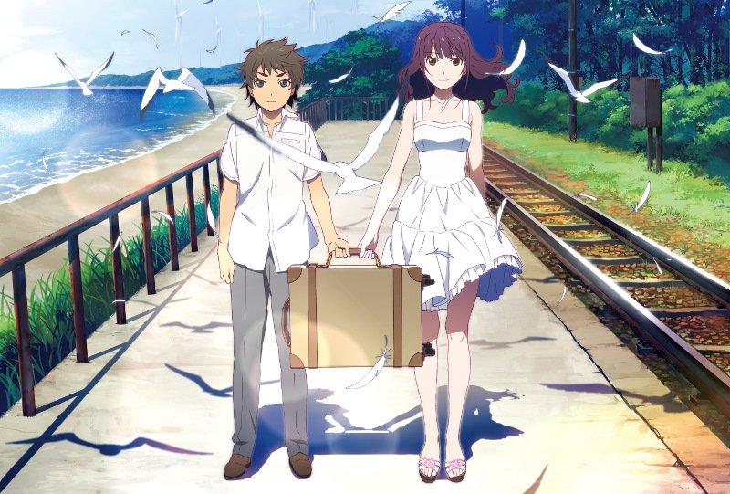 岩井俊二青春愛情物語動畫版 《煙花,應該和誰看》9月上映