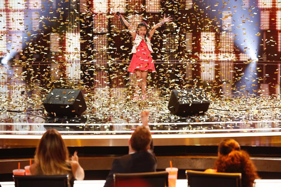 《全美一叮》再產9歲小巨肺Angelica!唱天后代表作《Girls on Fire》
