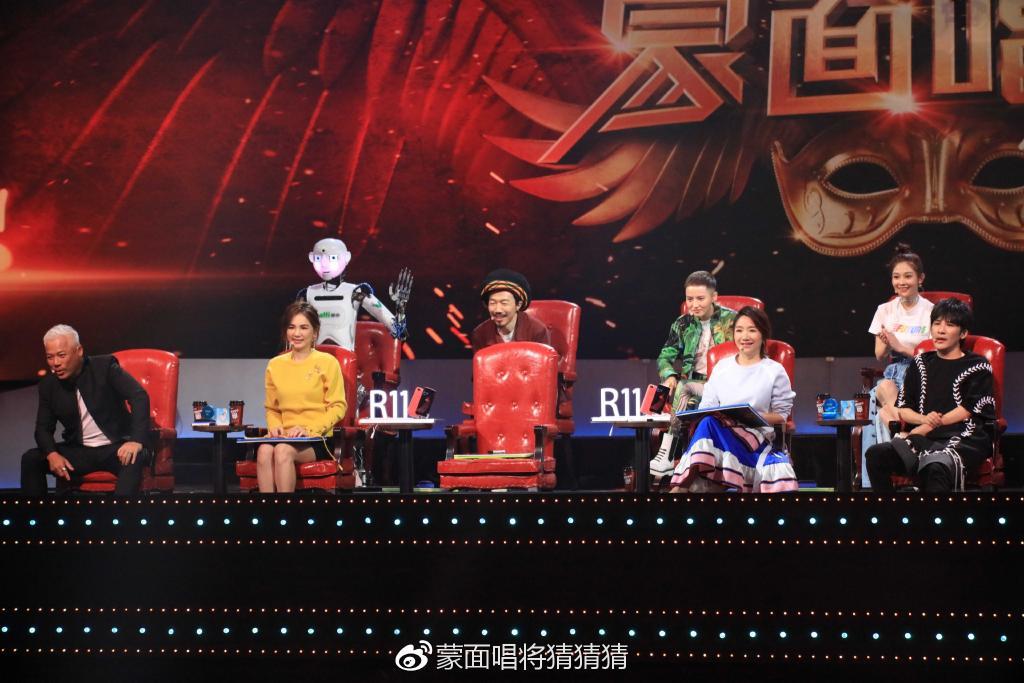 《蒙面唱將猜猜猜》即將開播!再有香港歌手參加?