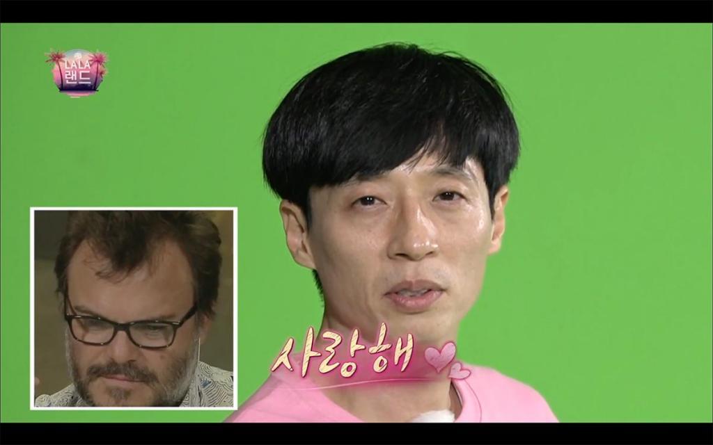 《無挑》赴美試鏡  劉在錫Jack Black面前展現荷里活級演技