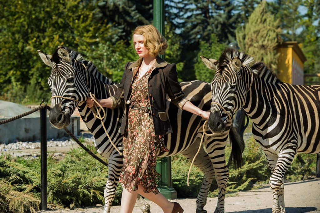 動物園版《舒特拉的名單》 新片《烽火動物園》重現人性光輝