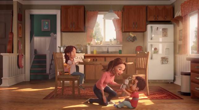 單親媽媽實現進修夢!美國大學招生動畫廣告