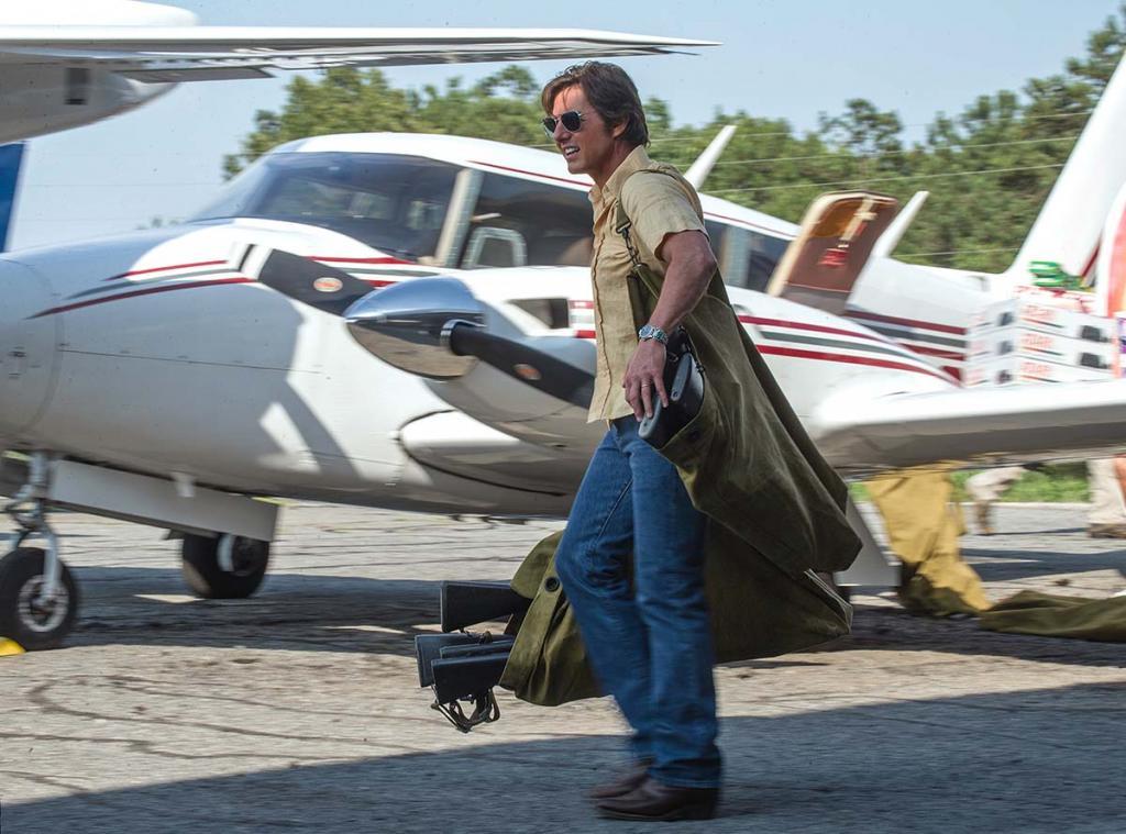 靚佬湯新戲轉行揸飛機 《巴利薛爾》延續不可能的任務