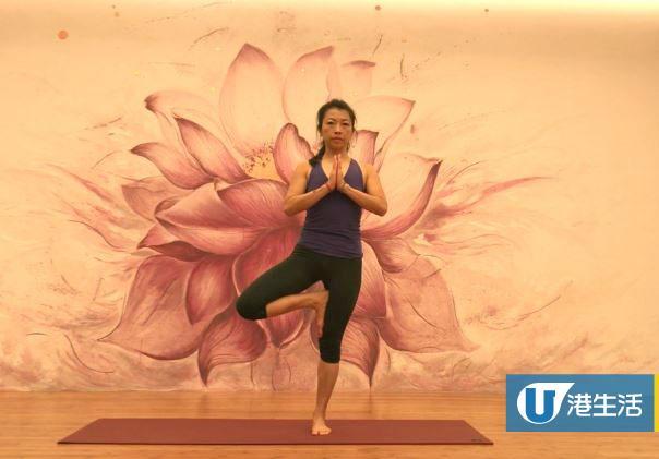 擊退辦公室腰痛!瑜伽導師教你3招拉筋鬆腰