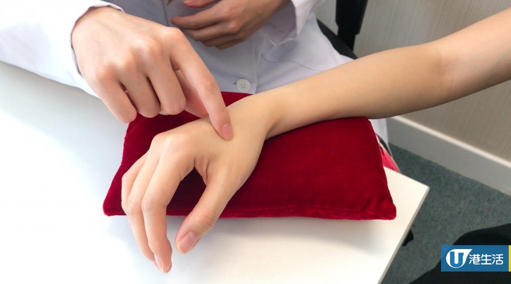 谷M周身唔舒服有得解!中醫師教你4大穴位按走經前不適
