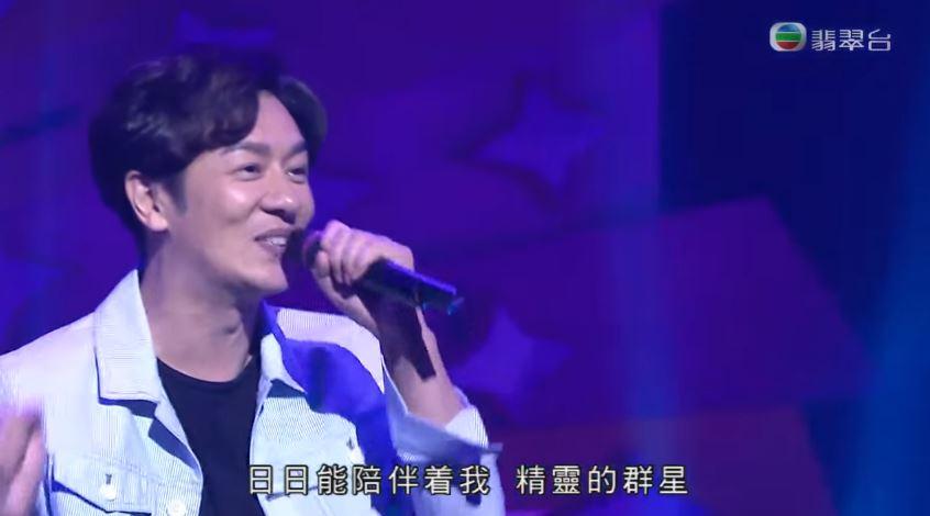 陳浩民現場演繹寵物小精靈!經典兒歌之夜喚起童年回憶