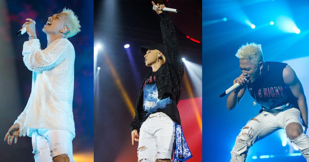 入伍前最後個唱  BIGBANG太陽單拖香港開騷