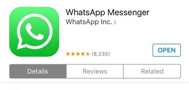 Whatsapp更新上架  推2大功能搵舊對話更方便