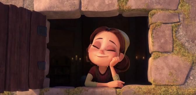 仲以為有新電影!迪士尼Interns製出高質素動畫《Ventana》