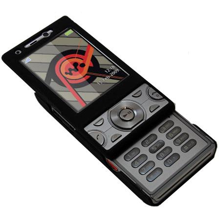 今期流行Sony Ericsson!用推蓋電話 網友封來自古墓派的型男