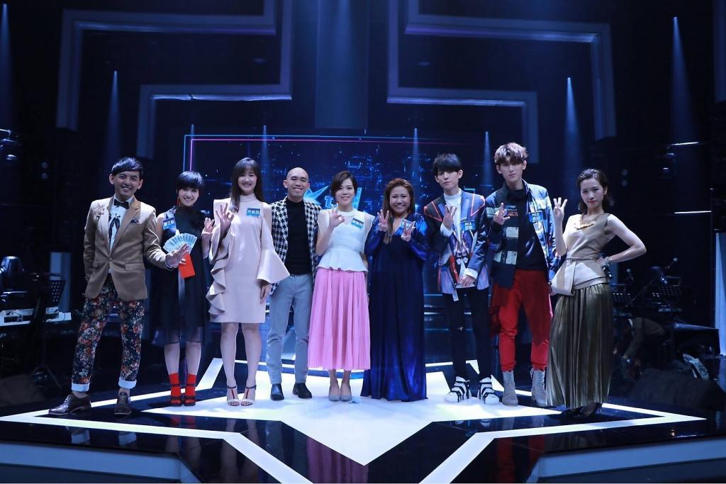 飛到台灣參加歌唱比賽!兩位香港女生用歌聲征服觀眾