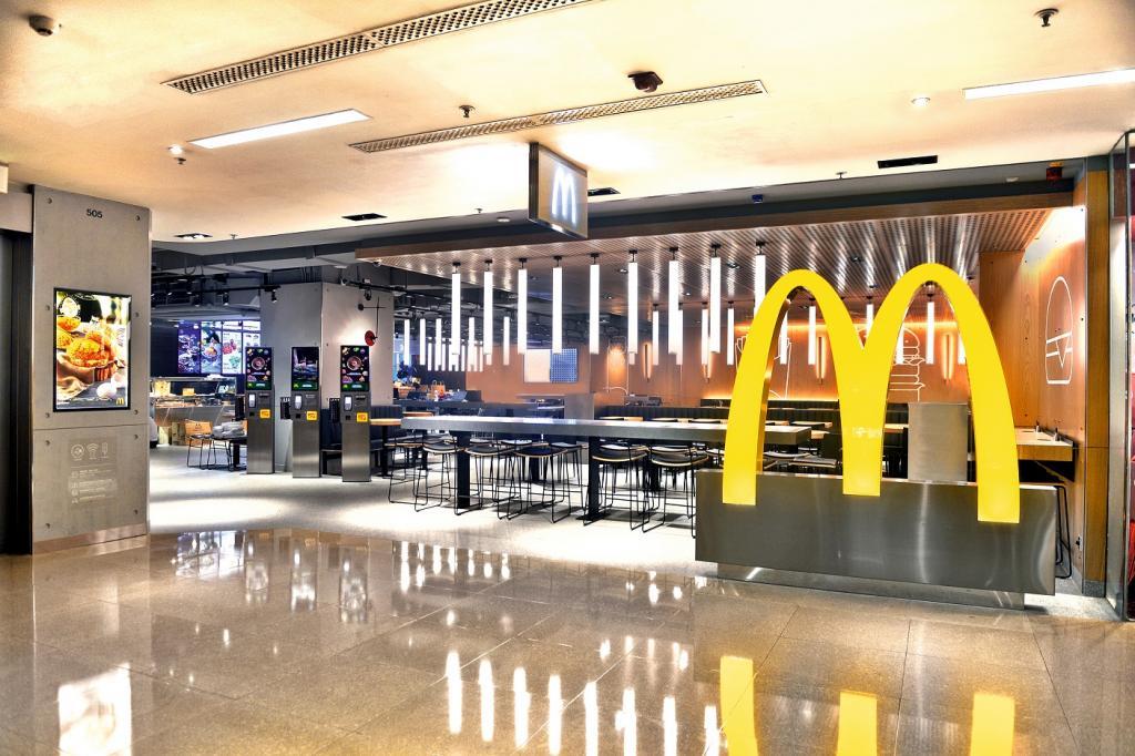 麥當勞 3R政策  打造綠色香港