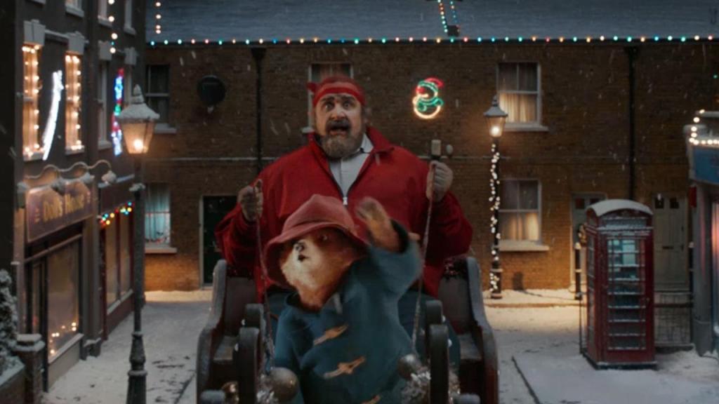 馬莎x柏靈頓熊窩心聖誕廣告疑似講粗口 馬莎如此回應