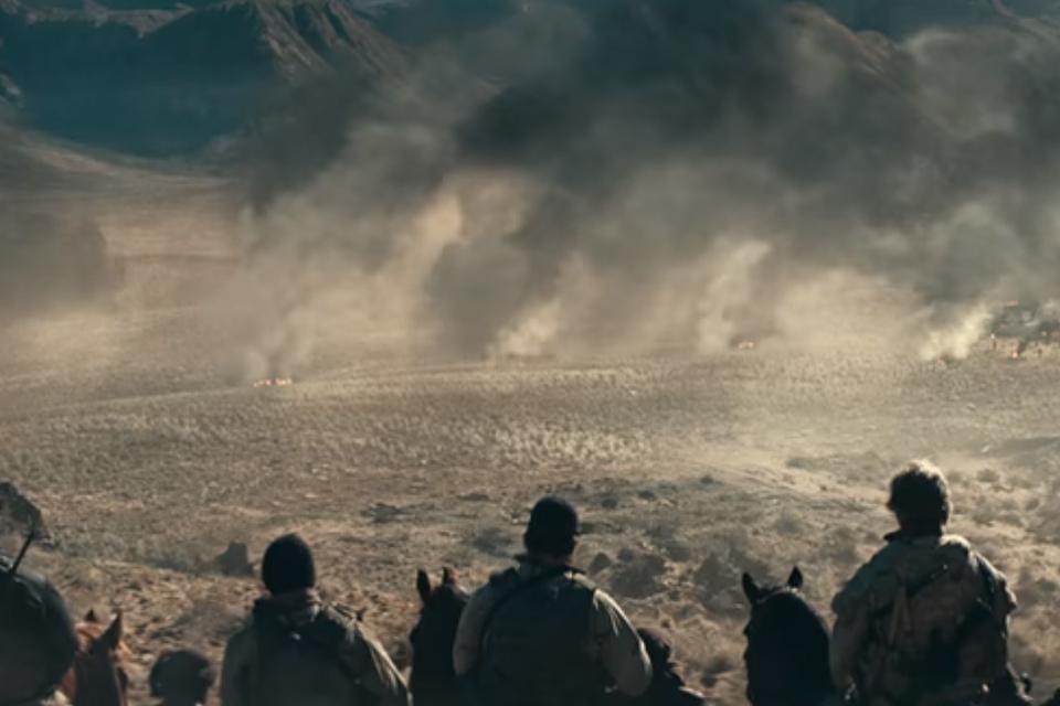《12壯士》改編911真事   雷神新戲演美軍對抗阿富汗