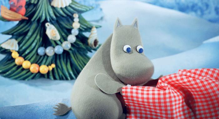 《姆明大電影:冬日樂園》姆明冒險記 角色變到好「立體」
