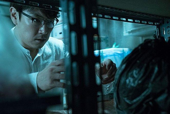 韓國驚慄懸疑新戲《解凍屍篇》老人殺人告白撈出無頭女屍